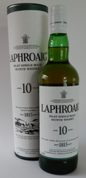LAPHROAIG Sinlge Islay Malt Whisky Aged 10 Years