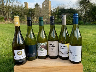 New Zealand Sauvignon Blanc Selection Case - 6 Bottles
