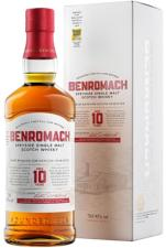 Benromach 10 Year Old Single Speyside Malt Whisky