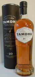 Tamdhu Speyside Single Malt Whisky 10Year Old