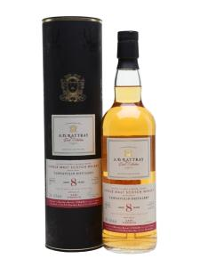 TAMNAVULIN 2009  8 Year Old A D Rattray Cask Collection