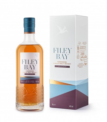 Filey Bay STR Finish Single Malt Whisky