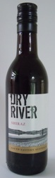 Mini Bottle 187.5ml Dry River SHIRAZ 2016 South East Australia