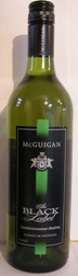 McGuigan BLACK LABEL GEWURTZTRAMINER RIESLING 2015