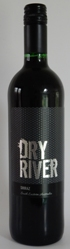 Dry River SHIRAZ South East Australia 2018