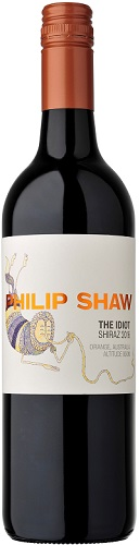 Philip Shaw 'The Idiot'  SHIRAZ Orange Australia 2017