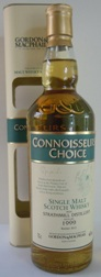 Strathmill 1999 Single Malt Whisky Gordon & Macphail Connoisseurs choice 46%