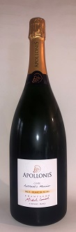 Champagne Apollonis Authentic Meunier Brut Tradition MAGNUM