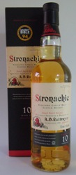 Stronachie Single Highland Malt 10 years old