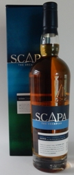 Scapa SKIREN The Orcadian Orkney Single Malt Scotch Whisky