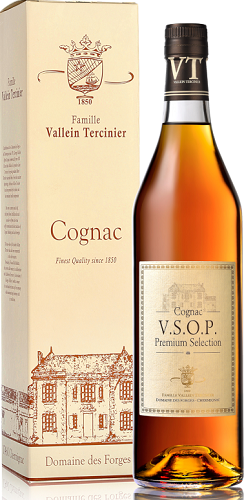 Cognac V.S.O.P. Domaine des Forges 7-8 Years