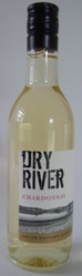 Mini Bottle 187.5ml Dry River CHARDONNAY 2017 South East Australia