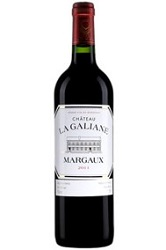 Chateau La Galiane Margaux 2012