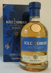 Kilchoman Islay Single Malt Scotch Whisky Machir Bay