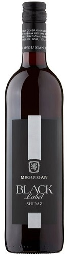 McGuigan Black Label Shiraz 2019/20