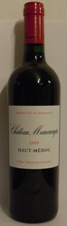 Chateau Maucamps HAUT MEDOC AC 2009
