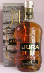 JURA 10 Year Old Isle of Jura Single Malt Whisky
