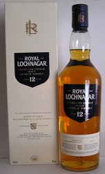 Royal Lochnagar Highland Single Malt Whisky -  12 Year Old 40%