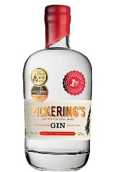 PICKERINGS Gin Edinburgh Scotland