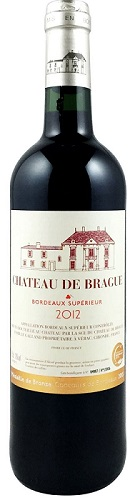 Chateau De Brague Bordeaux Superieure 2015 AC  Many Medals....