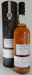 Malt Whisky Tomintoul Single Cask Speyside 15 Year Old 61%