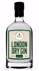 Issac Poad London Dry Gin
