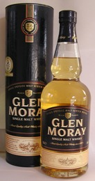 Glen Moray Single Speyside Malt Whisky