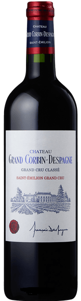 Chateau Grand Corbin-Despagne 2010 Saint Emilion Grand Cru, Bordeaux