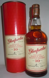 Glenfarclas Highland Single Malt Whisky 10 Year Old 40%