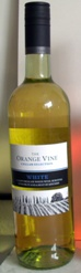 The Orange Vine Cellar Selection Spanish White Wine
